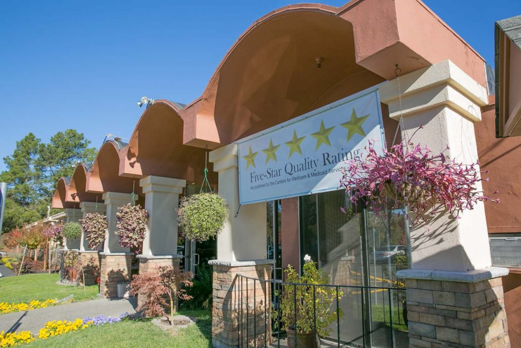 Park View Post Acute Nursing Home Rehab Health Care Santa Rosa Ca